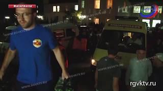 По факту взрыва в Левашинском районе возбуждено уголовное дело
