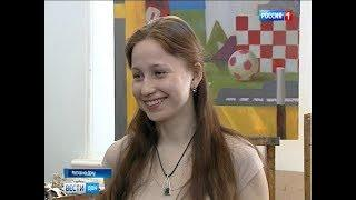 Анастасия Латушко представит Ростовскую область на международных Дельфийских играх