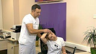 Подборка простых упражнений от остеохондроза от инструктора из Югры