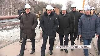 Визит министра транспорта в Ярославль: полеты на юг, новый мост и ровные дороги