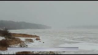 МЧС предупреждает - выходить на лед еще очень опасно!