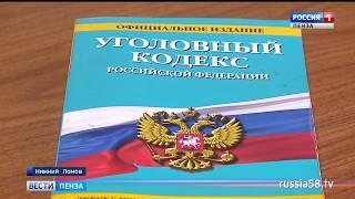 Задержан житель Подмосковья, обманувший пензенскую пенсионерку
