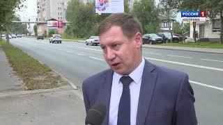 На площади Мира в Костроме идет масштабный снос гаражей