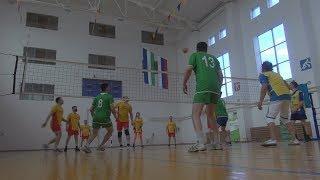 UTV. Пациенты уфимской больницы сыграли в волейбол со своими врачами