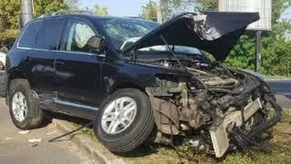 В Киеве пьяный водитель в ходе погони устроил ДТП с пострадавшими