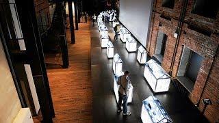 Как прошло открытие центра документации в музее истории ГУЛАГа