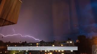 Ярославскую область накрыла непогода