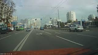 ДТП Харьков ул 23Августа  03 10 2018