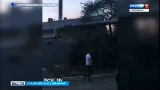 Пожар в психбольнице Ставрополя потушили