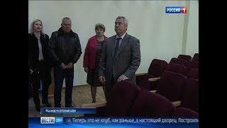 Губернатор Дона посетил с рабочей поездкой Родионово-Несветайский район