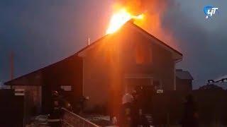 Два человека погибли в огне за минувшие выходные