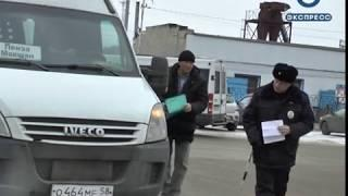 Пензенские полицейские задержали пьяных водителей автобуса