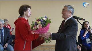 Новгородская олимпийская чемпионка Нина Трофимова отмечает свой день рождения
