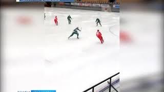 """Хоккеисты """"Енисея"""" на Кубке мира разгромили команду из Финляндии"""