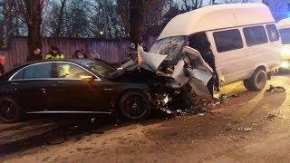 Девять человек пострадали в ДТП в Ставрополе