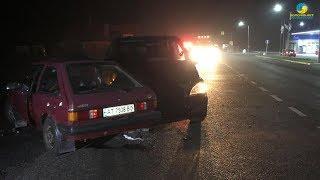 У Золочівському районі сталася смертельна ДТП