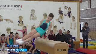 В Кемерове подвели итоги чемпионата и первенства Кузбасса по спортивной гимнастике