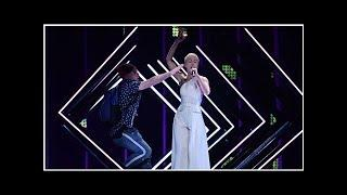 The stage invader took the mic during a Eurovision gig in the UK || NEWS TODAY