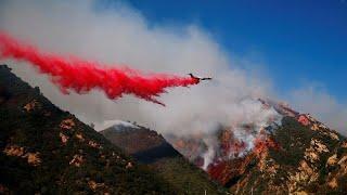 Калифорния: пожары несут смерть, но взять их под контроль не удается…