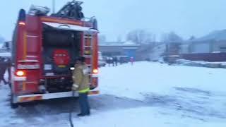 В Балакове взорвался автобус