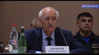 Итоги деятельности первого полугодия подвели в МВД Дагестана
