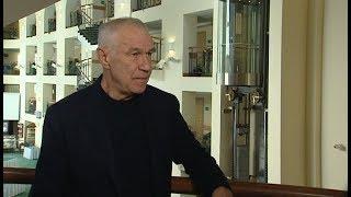 Сергей Гармаш в эксклюзивном интервью ОТРК «Югра» рассказал какие фильмы можно считать хорошими