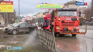Неделя на уборку:  подрядчикам придали ускорение