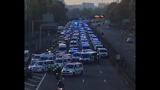 Франция: сотрудники скорой помощи протестуют против реформы …
