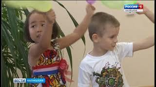 Глава Калмыкии Алексей Орлов посетил приют для детей и подростков