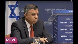 """Сексуальный  скандал в израильской партии """"Авода"""""""