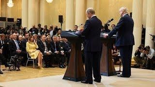 Между первой и второй. Кто и почему не хочет второй встречи Трампа и Путина