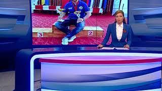 Ярославец одержал победу на крупных соревнованиях по шашкам
