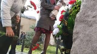 В Калининграде почтили память погибших сотрудников УМВД