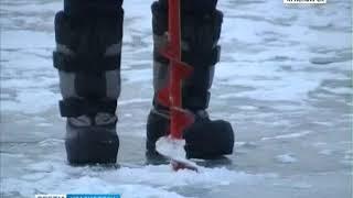 На Красноярском водохранилище пройдет первенство по зимней спортивной рыбалке