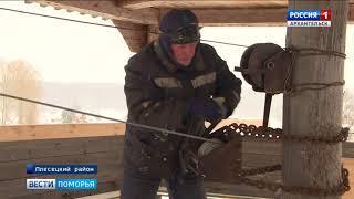 Почозерский храмовый комплекс вновь обрёл колокола
