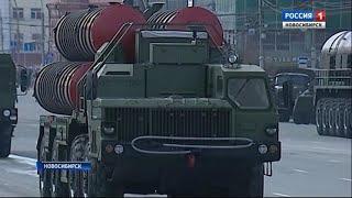 День Победы в Новосибирске: как это было