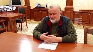 Глава Мордовии Владимир Волков провел  рабочую встречу с академиком РАН Евгением Кабловым