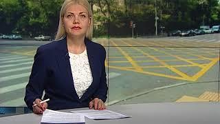 Российских водителей будут штрафовать за остановку на вафельнице