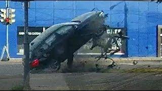 ДТП 28.06.2018 16:49 на углу Генерала Петрова и Космонавта Комарова