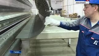 В Костромской области начали производить первые в России автокраны-100-тонники