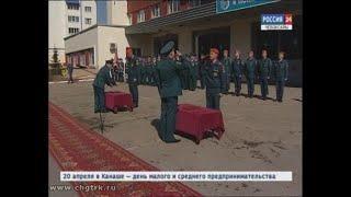 В стране отмечают 100-летие советской пожарной охраны