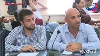 В  ДГУ состоялась презентация образовательной олимпиады нового формата «Я – профессионал»