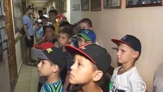C работой СОБР познакомились биробиджанские школьники(РИА Биробиджан)