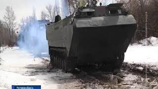 Военные ЮВО отрабатывают действия во время возможных паводков