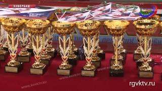 В Избербаше прошли Чемпионат и Первенство СКФО по кикбоксингу