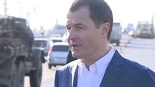В Ярославле завершается ремонт Промышленного шоссе