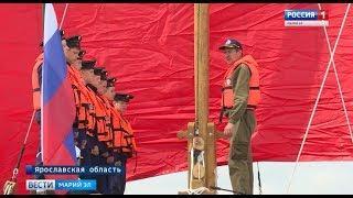Бодры и здоровы! Козьмодемьянские юнги держат курс на Плес - Вести Марий Эл