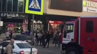 Из-за забытого рюкзака в Пятигорске эвакуировали торговый центр
