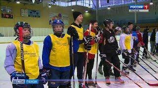 В Пензе стартовал зимний сезон игр в рамках проекта «Детский спорт»