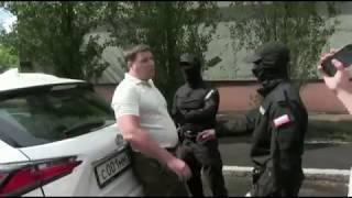 Замглавы Оренбурга Геннадий Борисов пойман при получении 2 млн. рублей